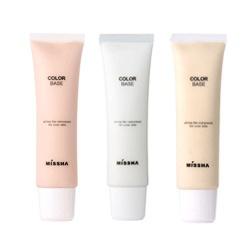 潤澤修飾乳 Color Base