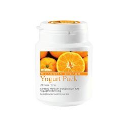 MISSHA  面膜/按摩霜-優格面膜系列(香橙) Yoghurt Pack (Mandarin Orange)