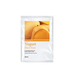 片裝優格面膜系列-芒果 Missha Yoghurt Sheet Mask (Mango)