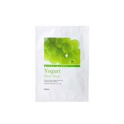 片裝優格面膜系列-青葡萄 Missha Yoghurt Sheet Mask (Green Grape)