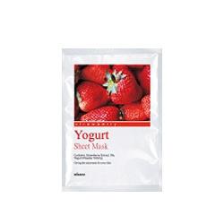 片裝優格面膜系列-草莓 Missha Yoghurt Sheet Mask (Strawberry)