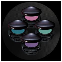 SHISEIDO 資生堂-專櫃 眼影-活顏悅色 3D立體眼彩