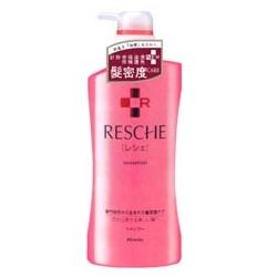 kracie 葵緹亞 洗髮-髮密度三效深層洗髮精 RESCHE SHAMPOO