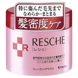 kracie 葵緹亞 RESCHE 髮密度系列-髮密度三效深層修護霜 RESCHE DEEP REPAIR MASK