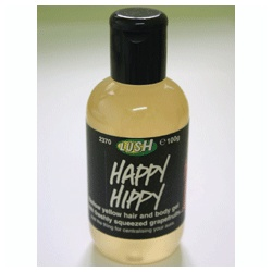 LUSH 沐浴露-快樂嬉皮沐浴露 Happy Hippy