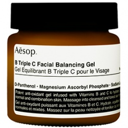Aesop skin-B三倍C肌膚調理凝露 B Triple C Facial Balancing Gel