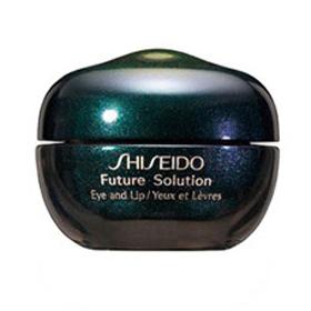 SHISEIDO資生堂-專櫃 眼部保養-時空琉璃抗痕眼唇霜